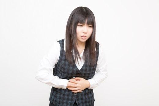妊娠初期の腹痛